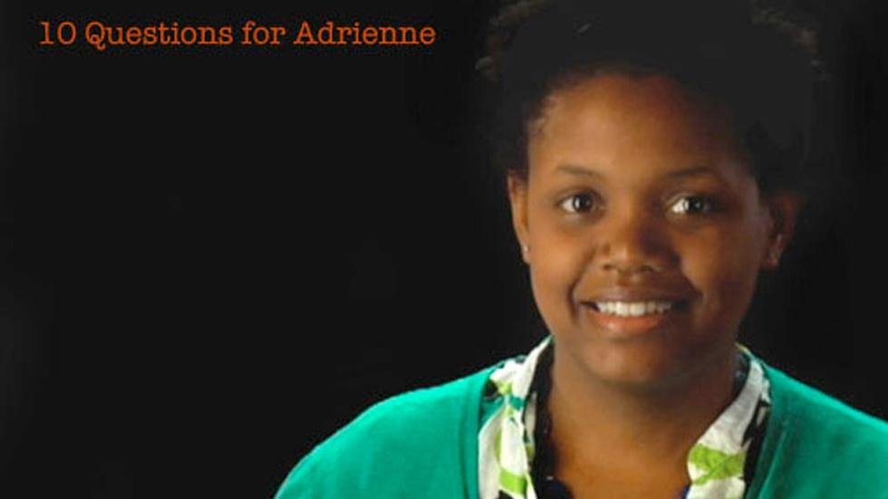 S2010 Ep18: Adrienne Block: 10 Questions for Adrienne image