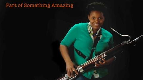 S2010 E16: Adrienne Block: Part of Something Amazing