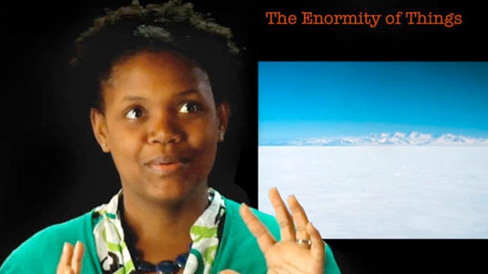 Adrienne Block: The Enormity of Things image