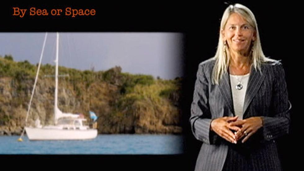 Dava Newman: By Sea or Space image