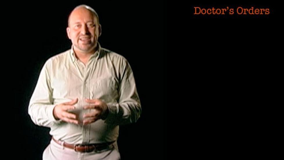 Gavin Schmidt: Doctor's Orders image