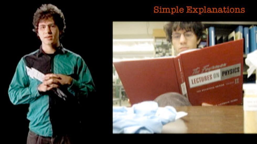 Joe DeGeorge: Simple Explanations image