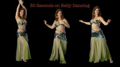 Kate Sweeny: 30 Seconds on Belly Dancing