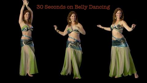 S2014 E17: Kate Sweeny: 30 Seconds on Belly Dancing