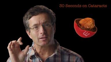 Geoff Tabin: 30 Seconds on Cataracts
