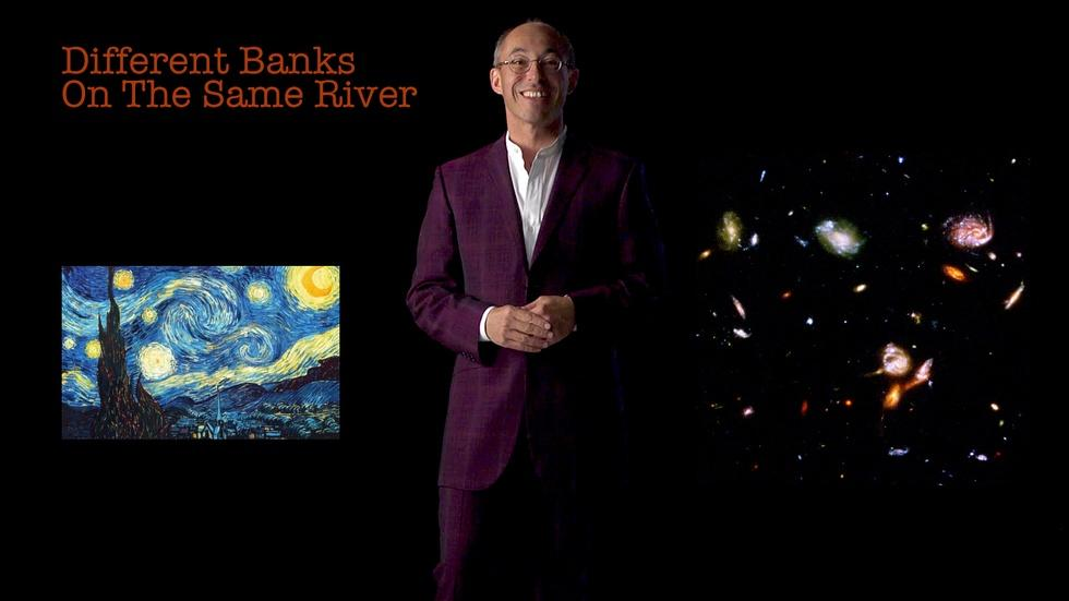 S2014 Ep36: James Levine: Different Banks On The Same River image
