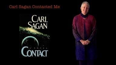 Jill Tarter: Carl Sagan Contacted Me