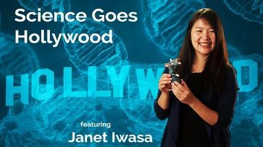 Janet Iwasa: Science Goes Hollywood