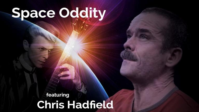 Secret Life of Scientists and Engineers: Chris Hadfield: Space Oddity