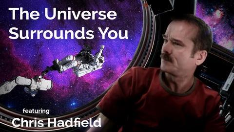 S2016 E22: Chris Hadfield: The Universe Surrounds You