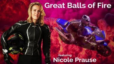 Nicole Prause: Great Balls of Fire