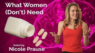 Nicole Prause: What Women (Don't) Need