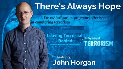 Secret Life of Scientists and Engineers -- John Horgan: There's Always Hope