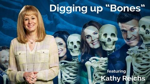 """Secret Life of Scientists and Engineers -- Kathy Reichs: Digging Up """"Bones"""""""