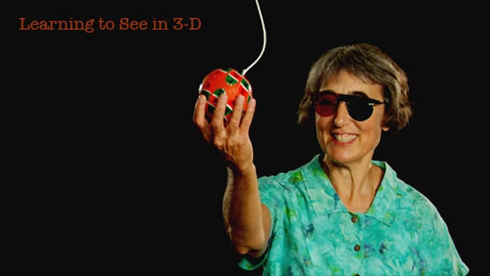 S2012 Ep1: Susan Barry: Learning to See in 3-D image