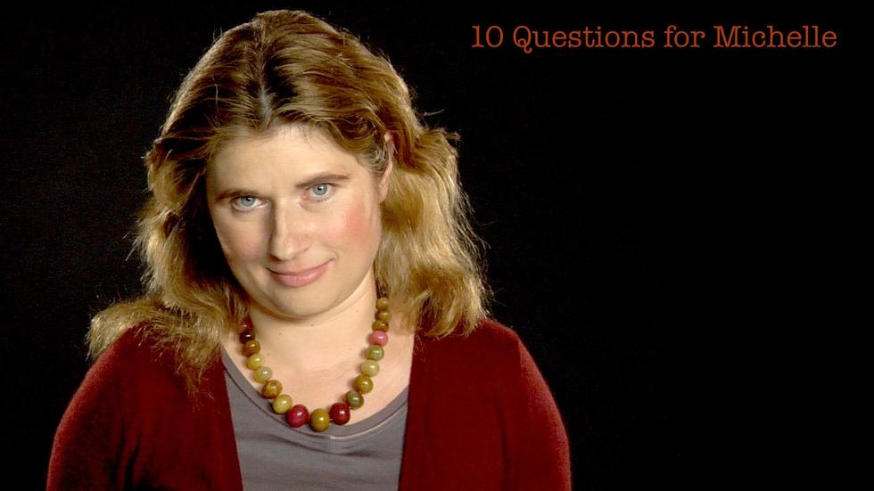 S2012 Ep6: 10 Questions for Michelle Thaller image