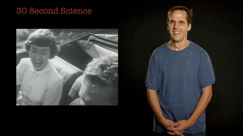 30 Second Science: Robert Lynch image