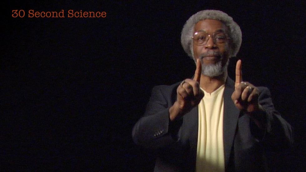 S2013 Ep1: 30 Second Science: Jim Gates image