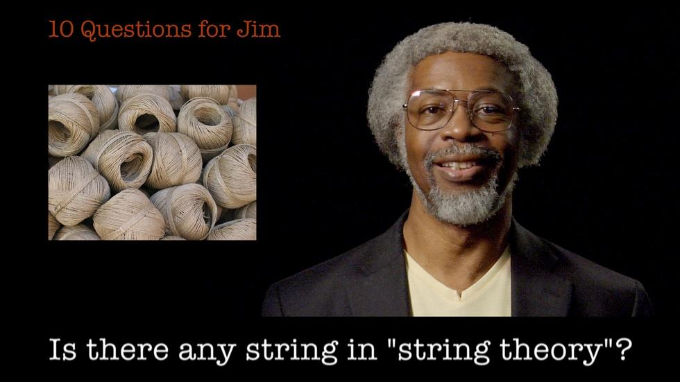 S2013 Ep4: 10 Questions for Jim Gates image