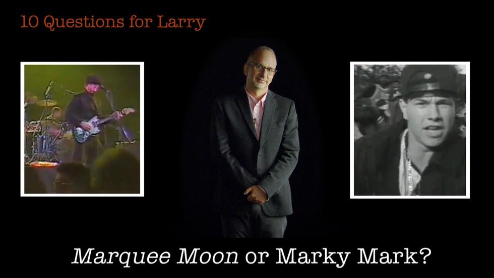 10 Questions for Larry Rosenblum image