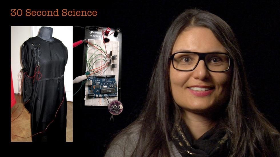 S2013 Ep8: 30 Second Science: Sabine Seymour image