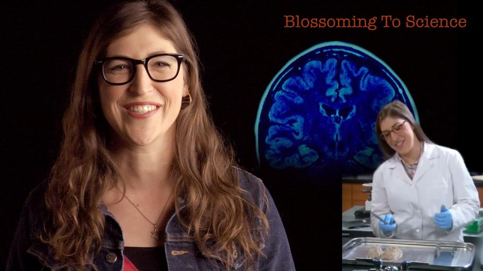 S2013 Ep12: Mayim Bialik: Blossoming To Science image