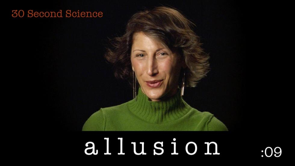 S2013 Ep14: 30 Second Science: Jessica Banks image