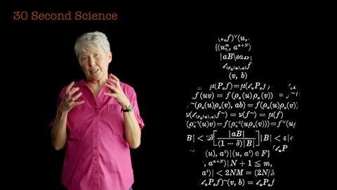 S2013 E17: 30 Second Science: Maria Klawe