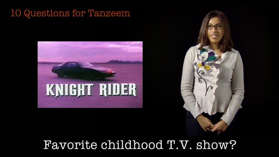 S2013 Ep23: 10 Questions for Tanzeem Choudhury image