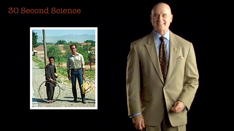 S2013 Ep24: 30 Second Science: Paul Frommer image