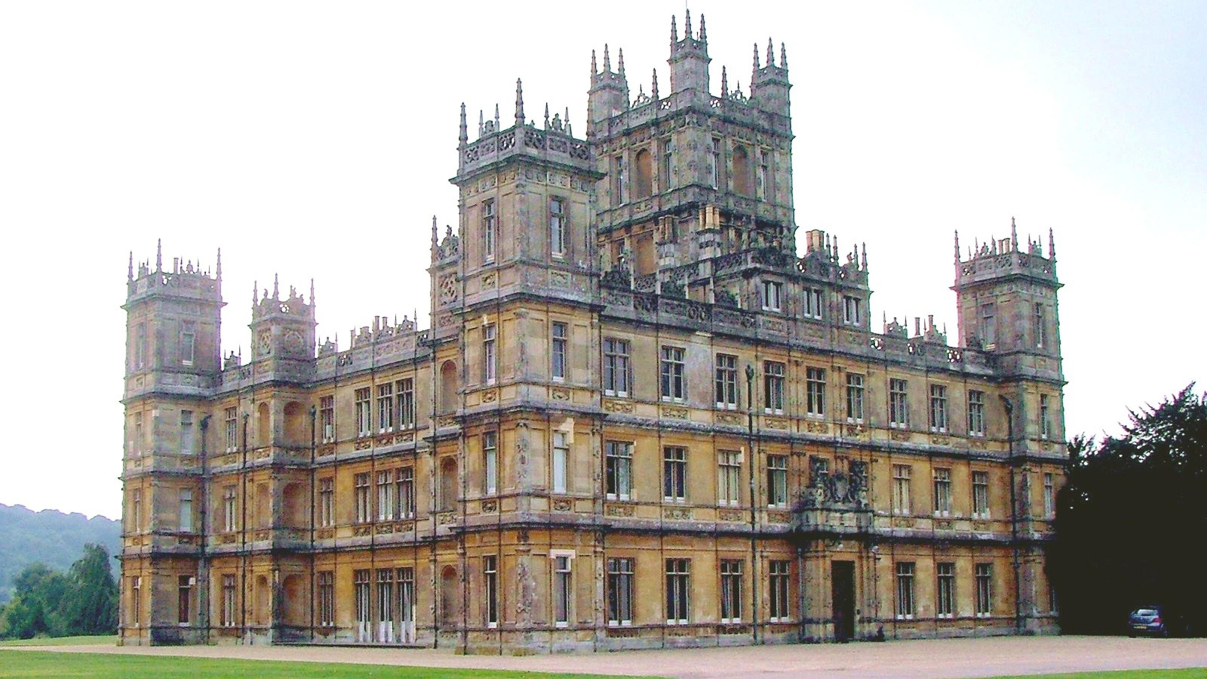 Secrets Of The Manor House   Secrets Of Highclere Castle   Preview   Twin  Cities PBS