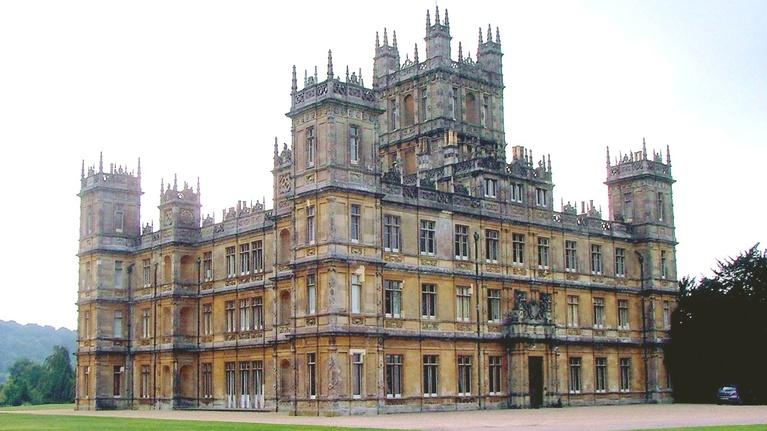 Secrets of the Manor House: Secrets of Highclere Castle - Preview