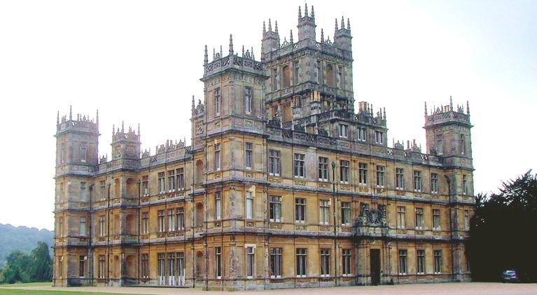Secrets of the Manor House: Secrets of Highclere Castle | Preview