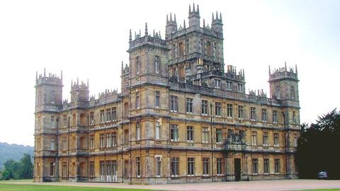Secrets of the Manor House -- Secrets of Highclere Castle