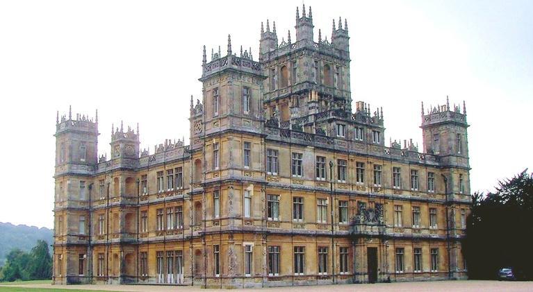 Secrets of the Manor House: Secrets of Highclere Castle
