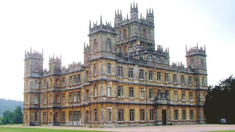 Secrets of the Manor House: Secrets of Highclere Castle