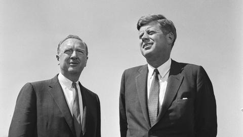 JFK: One PM Central Standard Time - Preview