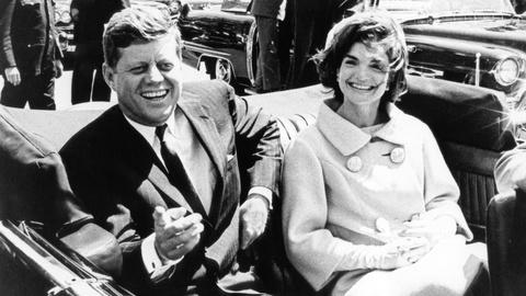Secrets of the Dead -- JFK: One PM Central Standard Time