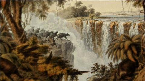 Secrets of the Dead -- S13 Ep2: Dr. Livingstone Discovers & Names Victoria Falls