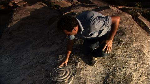 Secrets of the Dead -- S13 Ep3: The petroglyphs on Pedra do Ingá