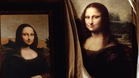 Secrets of the Dead -- S13 Ep5: The Mona Lisa Mystery: Preview