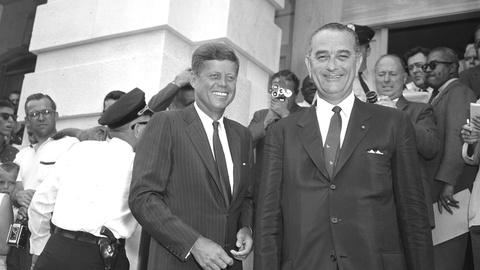 Secrets of the Dead -- S14 Ep11:  JFK & LBJ: A Time for Greatness
