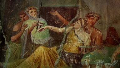 Nero's banquets in Baiae