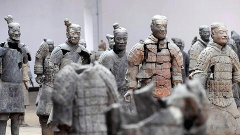 S10 E3: China's Terracotta Warriors - Preview