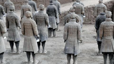 S11 E3: China's Terracotta Warriors