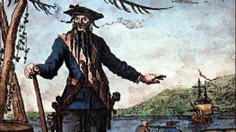 Secrets of the Dead -- S8 Ep4: Blackbeard's Lost Ship