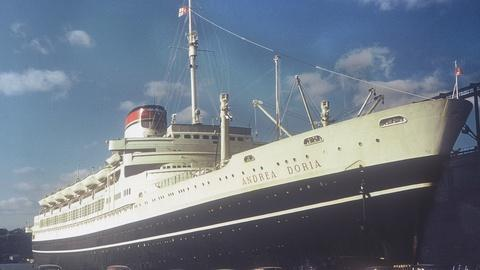 Secrets of the Dead -- The Sinking of the Andrea Doria