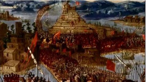 Secrets of the Dead -- Aztec Massacre