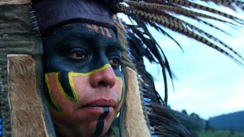 Aztec Massacre - Preview