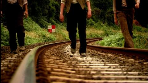 Death on the Railroad - Preview
